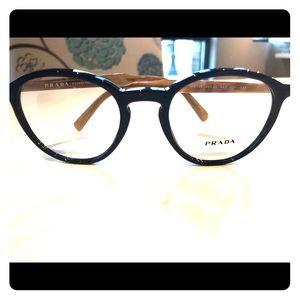 Brand new Prada eyeglasses frame